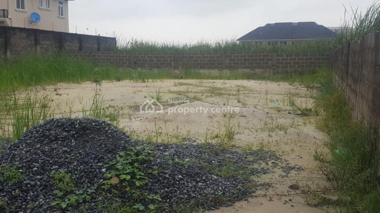 Fenced Land Measuring 600sqm, Sea Gate Estate, Ikate, Lekki, Lagos, Residential Land for Sale