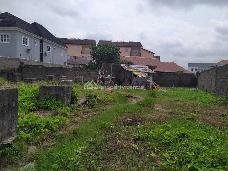 685 Sqm of Land, Adeyemi Estate, Mende, Maryland, Lagos, Residential Land for Sale