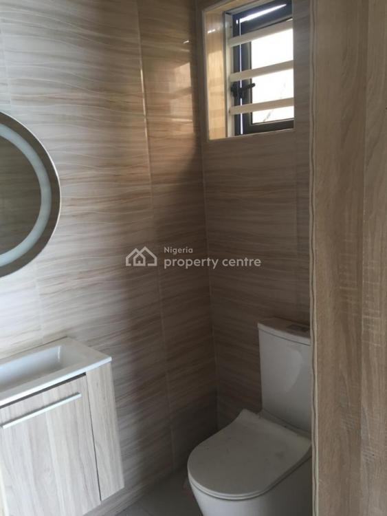 Newly Built 4 Bedrooms Terrace with Bq, Ikota, Lekki, Lagos, Terraced Duplex for Rent