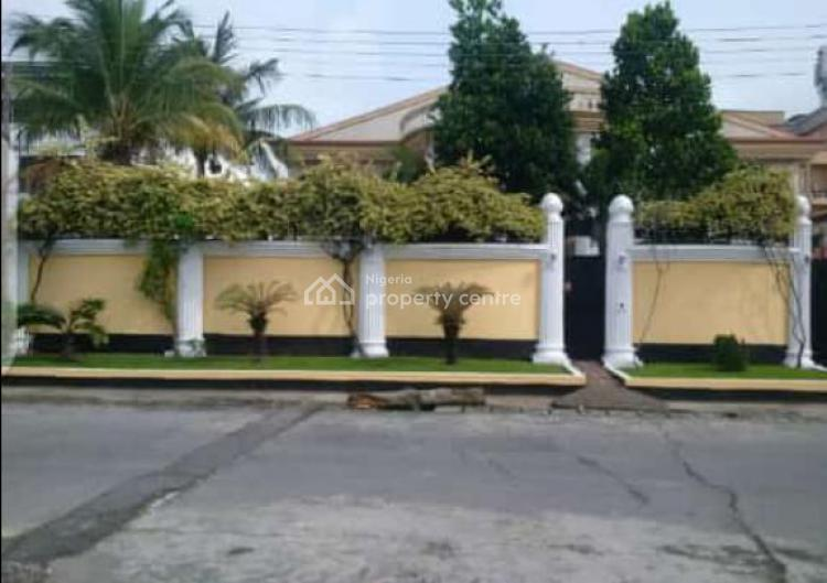 Lagoon View 8 Bedroom Mansions, Parkview, Ikoyi, Lagos, Detached Duplex for Sale