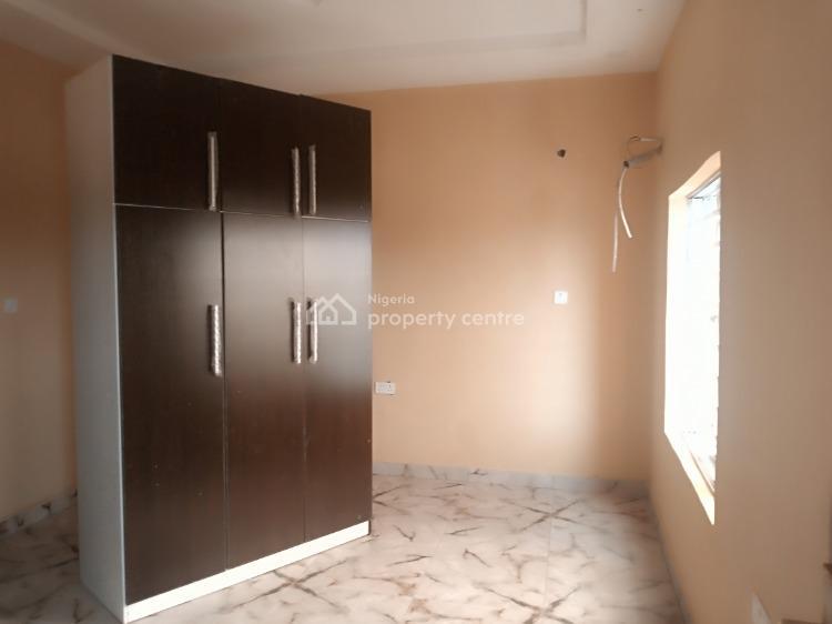Newly Built 3 Bedroom Terraced Duplex with a B/q, Around Lekki Palm City, Ado, Ajah, Lagos, Terraced Duplex for Sale