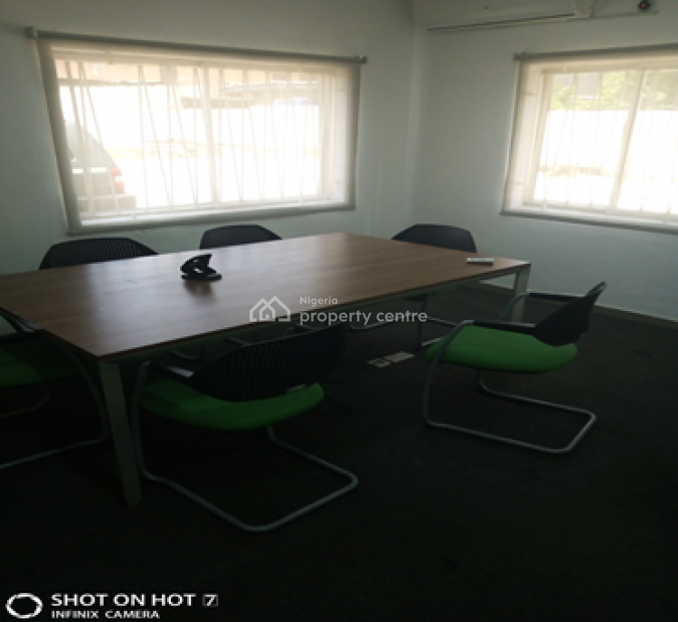 Open Plan Office Space, Adeola Hopewell, Victoria Island (vi), Lagos, Office Space for Rent