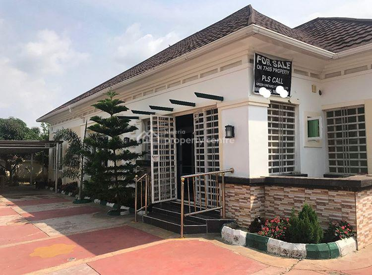 Luxury 4 Bedroom Detached Bungalow, Close to Trademore, Lugbe District, Abuja, Detached Bungalow for Sale