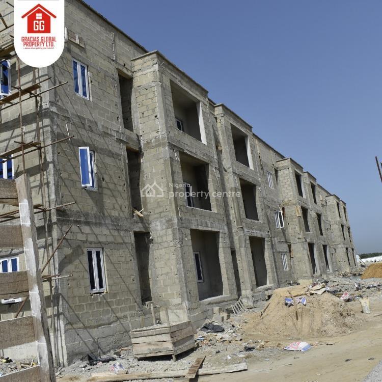 Luxury & Modern 3 Bedroom Apartments, Https://youtu.be/6hfoh5f7kzc, Sangotedo, Ajah, Lagos, Block of Flats for Sale