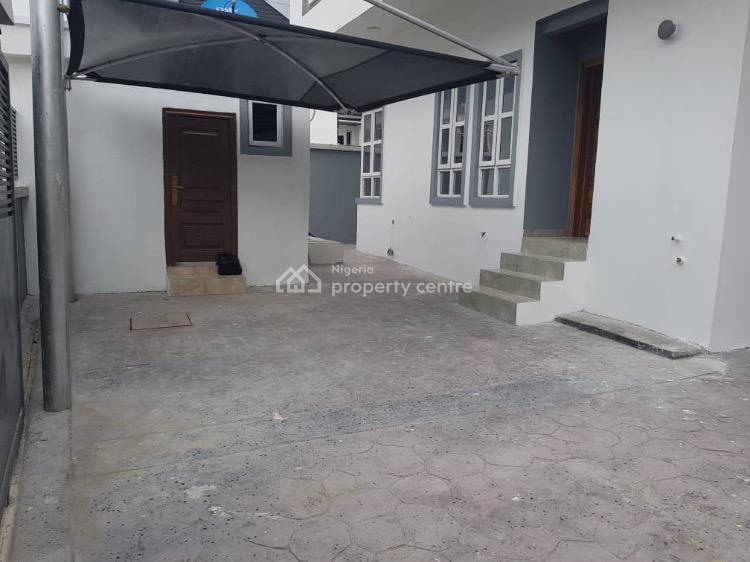 Tasteful 4 Bedrooms Detached Duplex with Bq. Fully Powered By Solar, Chevron Alternative Drive, Lekki Phase 2, Lekki, Lagos, Detached Duplex for Rent