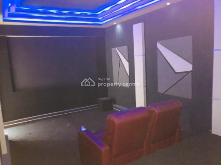 Contemporary 5 Bedroom Detached Duplex with Bq., Lekki Phase 1, Lekki, Lagos, Detached Duplex for Sale