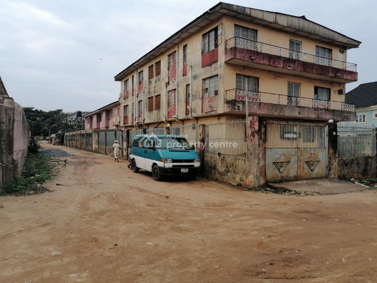 6 Units of 3 Bedroom Flat, Agunbiade Close, Grammar Behind Mobil Filling Station Oke-ona, Erunwen, Ikorodu, Lagos, Block of Flats for Sale