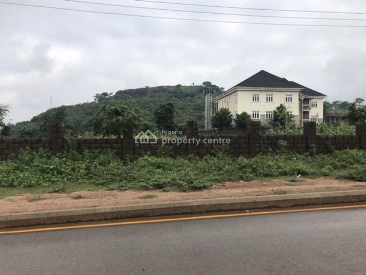 Fenced & Perfectly Sandwiched Housing Estate Land Use., By Cosgroove Estate Opposite Maitama., Katampe (main), Katampe, Abuja, Residential Land for Sale