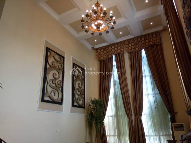 8 Bedroom Mansion, Phase 1, Osborne, Ikoyi, Lagos, Detached Duplex for Sale