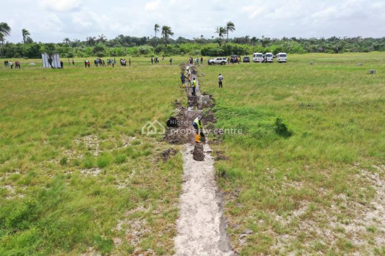 Excision Block Land in a Premium Location. Buy 5 Get 1, Opposite La Campagne Tropicana Beach Resort, Ibeju Lekki, Lagos, Residential Land for Sale
