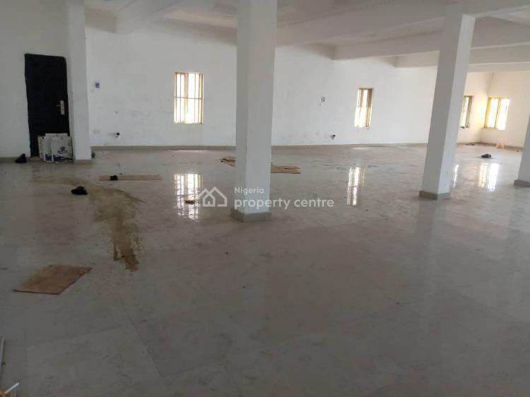 Open Plan Commercial Space Directly Facing The Road, Lekki-epe Expressway, Lakowe, Ibeju Lekki, Lagos, Commercial Property for Rent