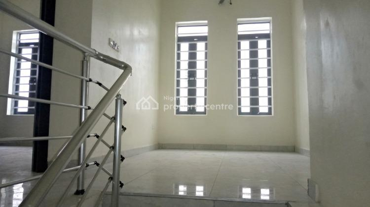 a Luxury 4 Bedroom Semi Detached Duplex with a Room Boys Quarter., Conservation Road, Chevron,, Lekki Expressway, Lekki, Lagos, Semi-detached Duplex for Rent