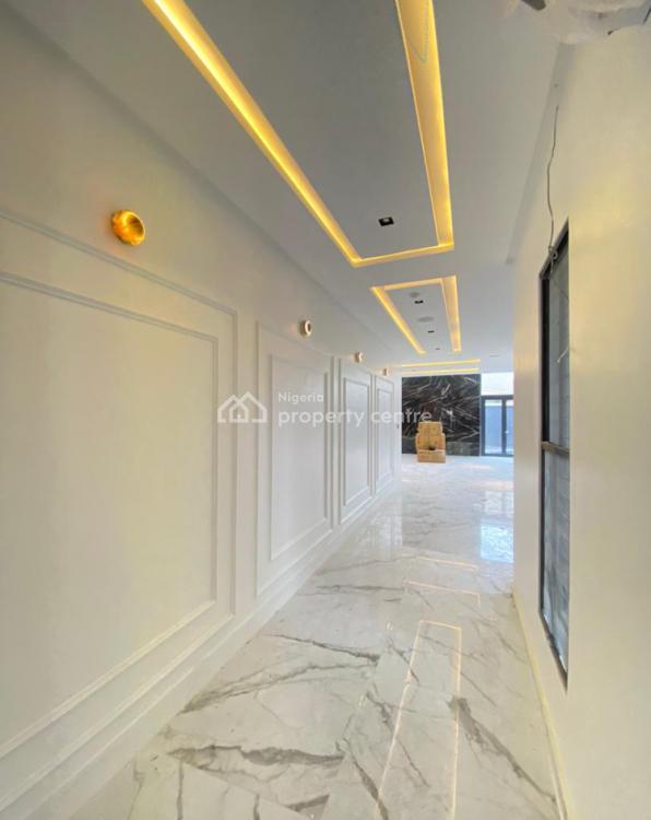 Contemporary 5 Bedroom Detached Duplex with a Bq, Lekki Phase 1, Lekki, Lagos, Detached Duplex for Sale