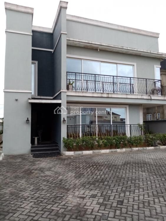 a Massive Massionate 5 Bedroom Detached Duplex with Bq, Mayfair Garden Estate, Awoyaya, Ibeju Lekki, Lagos, Detached Duplex for Sale