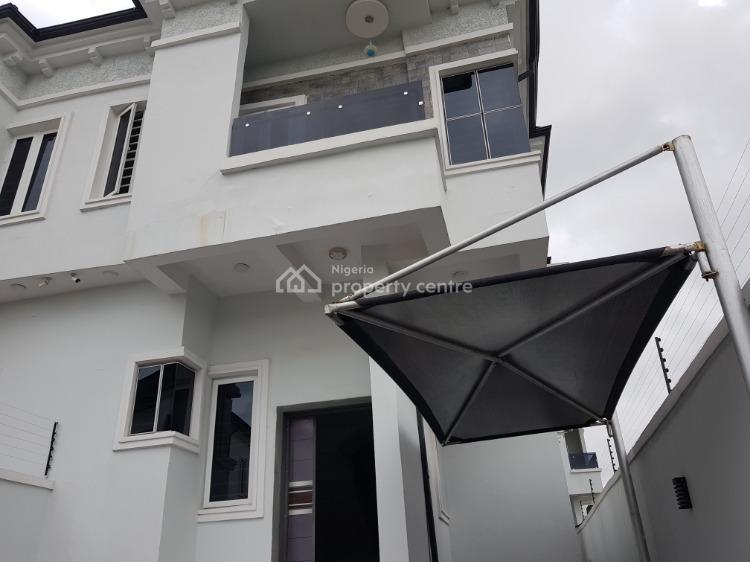 Well Built 4 Bedroom Semi Detached Duplex, Lekki, Lagos, Semi-detached Duplex for Sale
