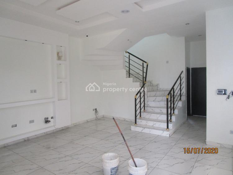 Luxury 4 Bedroom Duplex with Excellent Facilities, Lafiaji, Lekki, Lagos, Semi-detached Duplex for Sale