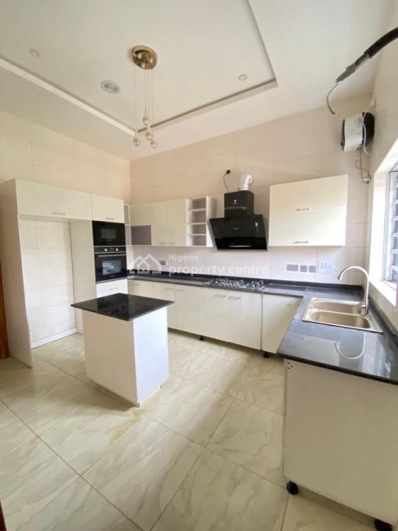 a Beautiful 4 Bedroom Semi Detached Duplex with a Room Bq, 2nd Toll Gate, Lekki, Lagos, Semi-detached Duplex for Sale