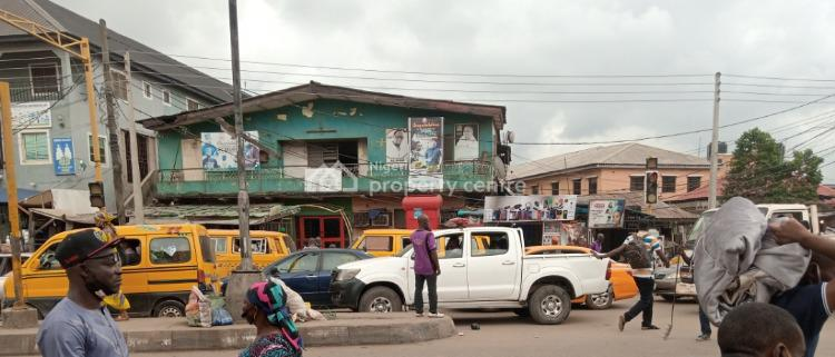 Commercial Property of 1065sq, Agege Motor Road., Mushin, Lagos, Commercial Property for Sale