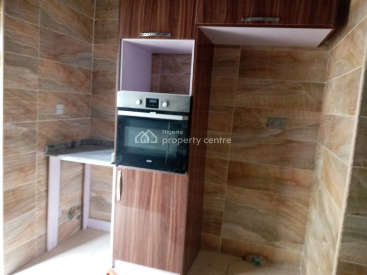4 Bedroom Semi Detached Duplex with a Room Bq, Chevron Alternative, Lekki Phase 1, Lekki, Lagos, Semi-detached Duplex for Sale