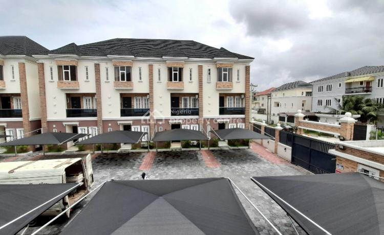 4 Bedrooms Terraced Duplex with a Maids Room, Swimming Pool and Gym, Oniru, Victoria Island (vi), Lagos, Terraced Duplex for Rent
