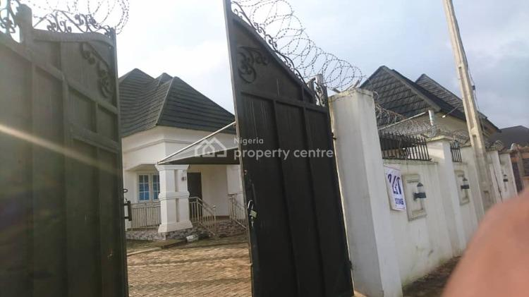 Well Biuld 5 Bedroom Bungalow., Behind Rock of Ages Sapele Road., Benin, Oredo, Edo, Terraced Bungalow for Sale