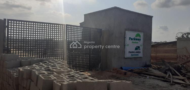 Hot! Luxury 3 Bedrooms, Elemu Bus Stop,  Burknor Gra, Oke Afa, Isolo, Lagos, Block of Flats for Sale