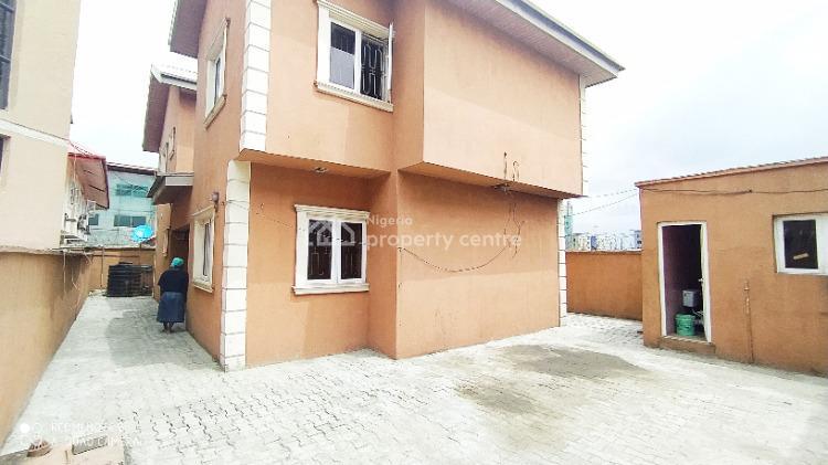 Commercial 4 Bedroom Fully Detached Duplex, Lekki Phase 1, Lekki, Lagos, Office Space for Rent