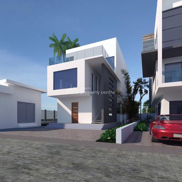 Premium 5 Bedroom Detached Home., Old Ikoyi, Ikoyi, Lagos, Detached Duplex for Sale