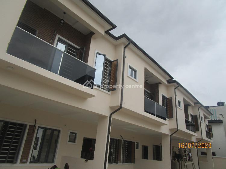 Luxury 4 Bedroom Terrace with Excellent Facilities, Ikota Villa Estate, Lekki, Lagos, Terraced Duplex for Sale
