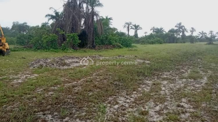 100% Dry Land Facing The Main Express, Raymond Gate Estate, Epe, Lagos, Residential Land for Sale