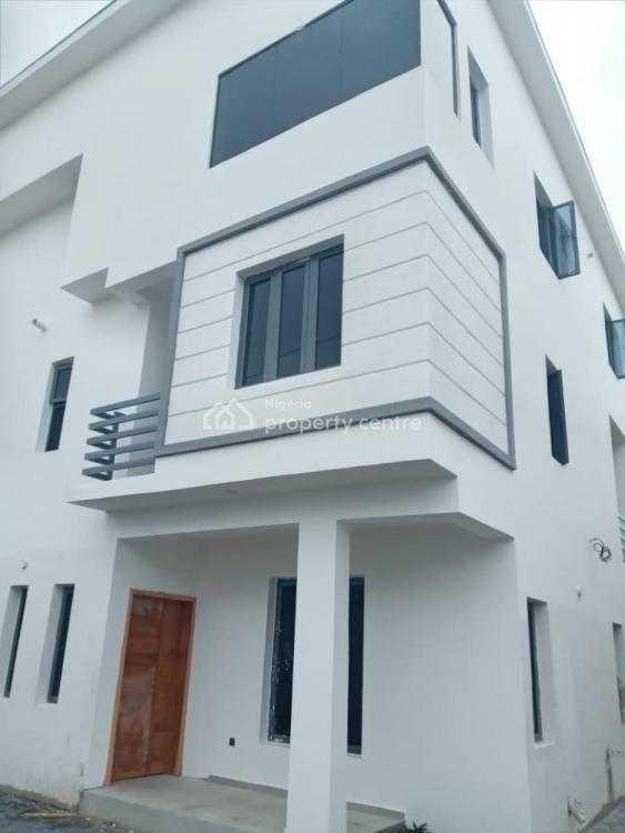 4 Bedroom Semi-detached House, Prime Water View Gardens, Lekki, Lagos, Semi-detached Duplex for Sale
