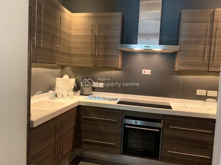 Elegant 3 Bedroom Apartment with Full Home Automation, Bourdilon, Old Ikoyi, Ikoyi, Lagos, Flat Short Let
