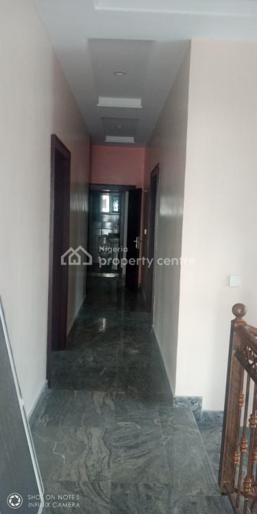 Brand New 3 Bedrooms Flat, Peter Odili Extension, Off Peter Odili Road, Trans Amadi, Port Harcourt, Rivers, Mini Flat for Rent