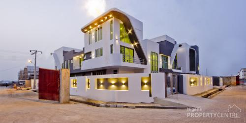 For sale luxury 4 bedroom massionettes developed by haven for Mansions in nigeria for sale