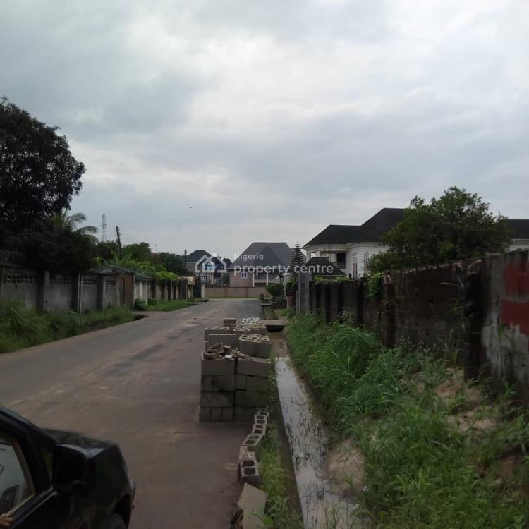 Over 1 Plot of Land, 701 Square Meters Fenced with Gate, New Owerri, Owerri, Imo, Mixed-use Land for Sale