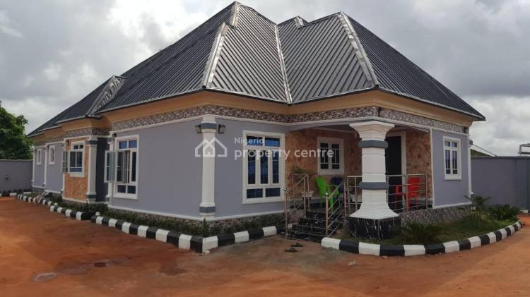 Newly and Nicely Built 3 Bedrooms Detached Bungalow., Ulemo Community, Off Airport Road., Benin, Oredo, Edo, Detached Bungalow for Sale