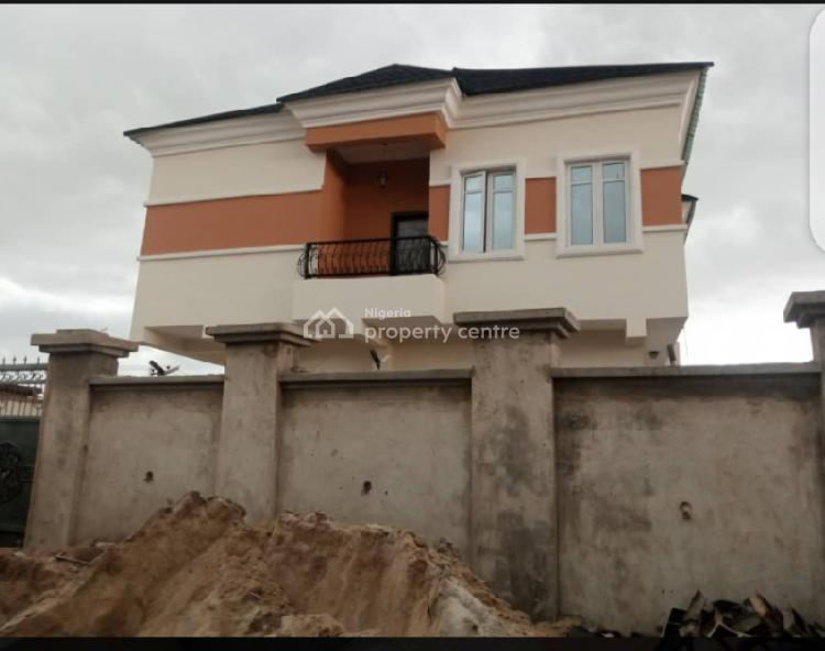 Brand New 4 Bedrooms Fully Detached House with Bq, Off Allen Avenue, Ikeja, Lagos, House for Sale