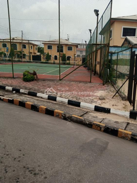 24 Hours Power Serviced Estate, Stillwater Garden By Meadow Hall, Ikate Elegushi, Lekki, Lagos, Detached Duplex for Sale