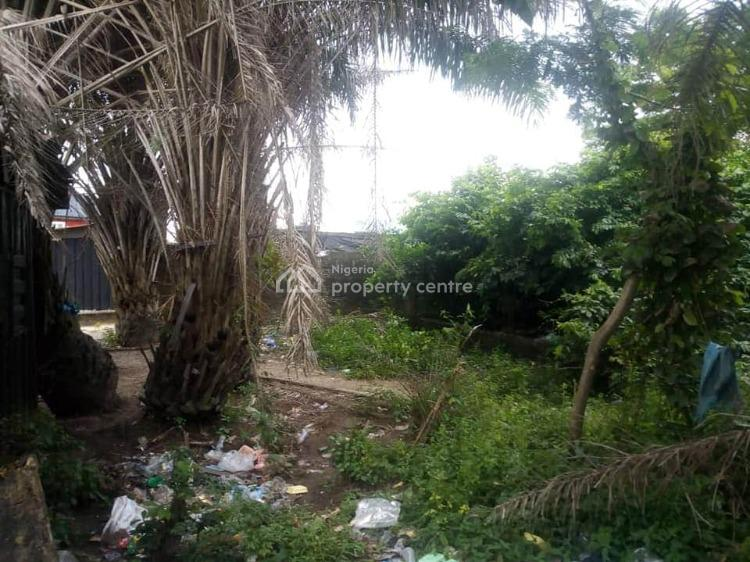 2 Plots of Land with Foundation at Badore Measuring 1300sqm, Badore, Ajah, Lagos, House for Sale