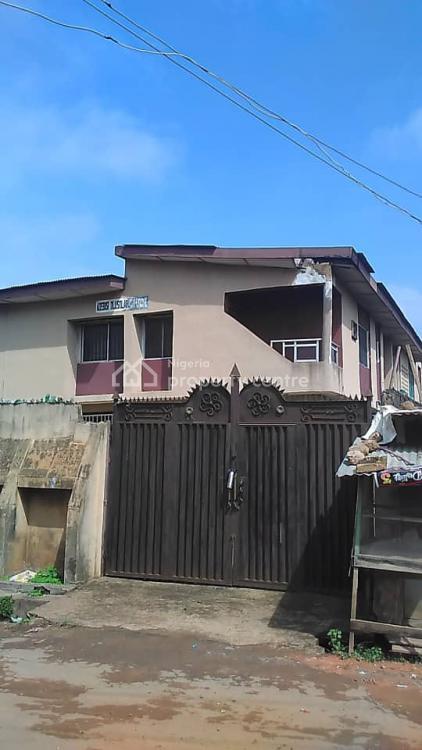 4 Bedrooms Duplex with Block of 2 Flats, Balogun, Iju Ishaga, Ifako-ijaiye, Lagos, Block of Flats for Sale
