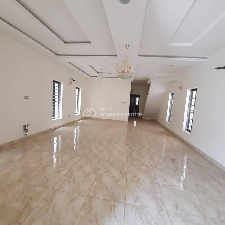 Luxury 5 Bedrooms Detached Duplex, Lafiaji, Lekki, Lagos, Detached Duplex for Sale