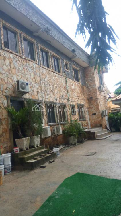 4 Units of 3 Bedroom Flat, 4 Units of 2 Bedroom Flat and a Unit of 4 Bedroom Duplex, Maitama District, Abuja, House for Sale