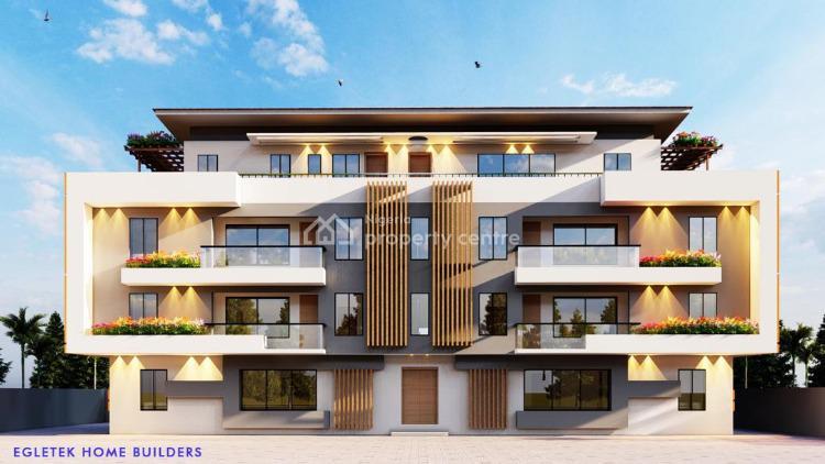5 Bedrooms Terraced Duplex, Signature, Abijo, Lekki, Lagos, Terraced Duplex for Sale