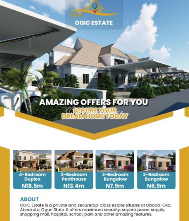 Land, City of David Estate, Obada Road, Abeokuta South, Ogun, Mixed-use Land for Sale