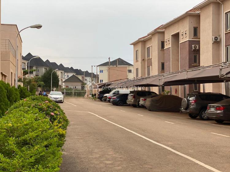 Exquisite & Luxurious 5 Bedrooms Terraced Duplex, Kado, Abuja, Terraced Duplex for Sale