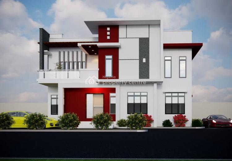 4 Bedrooms Detached Duplex Plot (500sqm) Promo, Along Paradise Valley, Life Camp, Abuja, Residential Land for Sale