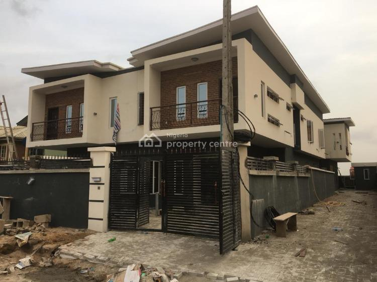 Brand New Executive 4 Bedrooms Fully Detached Duplex, Phase 1, Gra, Magodo, Lagos, Detached Duplex for Sale