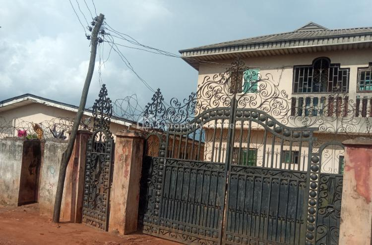 8 Flats with C of O on a 100ft By 100ft, Uroral, Aduwawa, Ikpoba Okha, Edo, Block of Flats for Sale