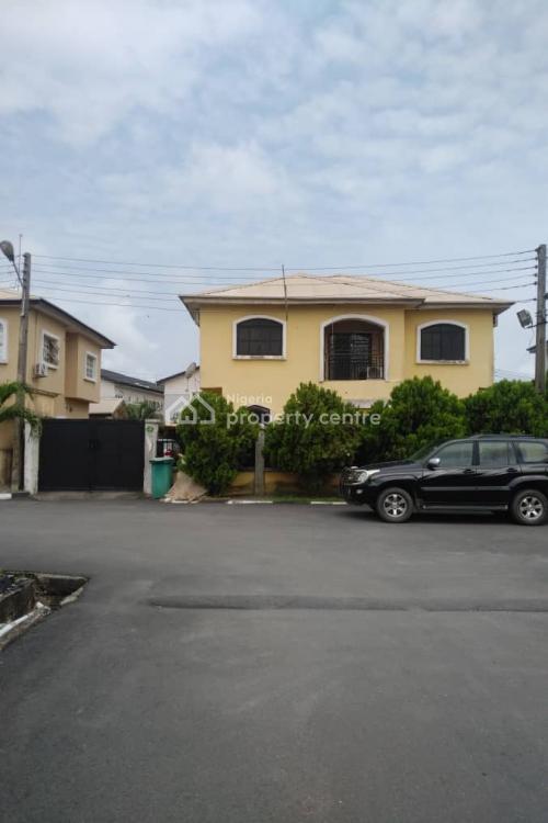 5 Bedroom Detached Duplex with 2 Rooms Bq, Ikate Elegushi, Lekki, Lagos, Detached Duplex for Sale