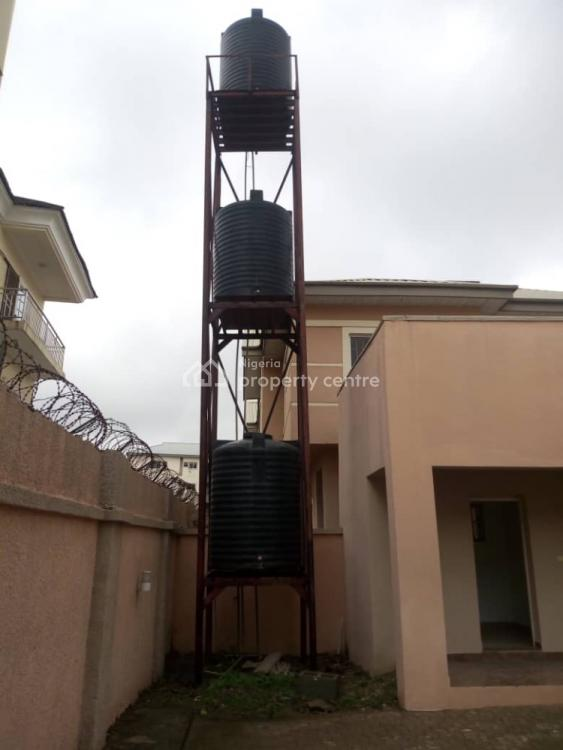 Well Finished 4 Nos. 4 Bedrooms Serviced Terraced Houses with Pool, Off Obafemi Awolowo, Utako, Abuja, Terraced Duplex for Sale